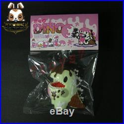 Unbox Industries 4 Little Dino Chocolate Mint Ice Cream Vinyl Figure ZZ078S