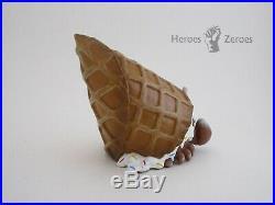 Unbox Industries Nomiwa ICE CREAM CRAB Chocolate Edition Online Exclusive Rare