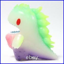 Unbox Industries x Ziqi Wu Chocolate Mint Ice Cream Little Dino Sofubi