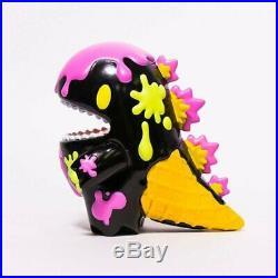 Unbox Monster Ziqi Dino Chocolate ICE CREAM Version Sofubi Vinyl Figure