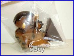 Unbox x Monster Little Ziqi Dark Chocolate Ice Cream Dino Soft Vinyl Figure