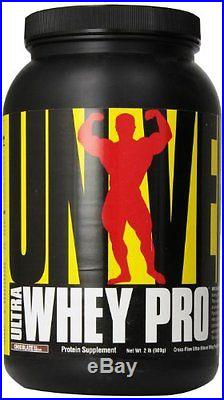 Universal Nutrition Ultra Whey Pro 2 lb (Chocolate Ice Cream)