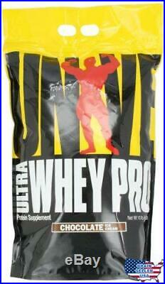 Universal Nutrition Ultra Whey Pro, Chocolate Ice Cream, 10-Pounds, New