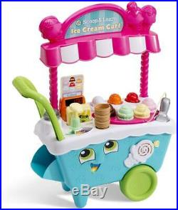 VTech Leapfrog Scoop & Learn Ice Cream Cart Insect Control