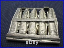 Vintage Anton Reiche Pocket Knives Ice Cream, Chocolate, or Marzipan Mold