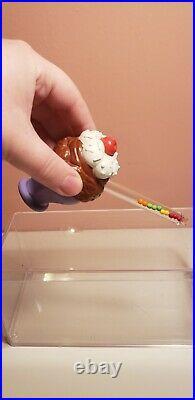 Vintage My Little Pony G1 Sippin' Soda Chocolate Icecream Sundae Float Accessory